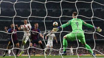 Hiába 3-0, újra a kapus volt a Barca legjobbja