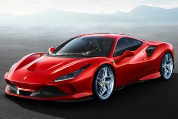 Ferrari F8 Tributo: Pista, te vagy az?