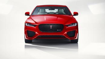 Elveszti csúcsmotorját a Jaguar XE