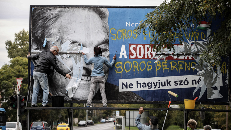 Hungary's Stop Soros Act given green light by Constitutional Court
