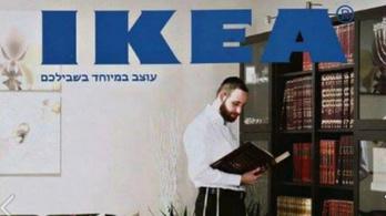 Nőket mellőző katalógus miatt perelték be az IKEA-t Izraelben