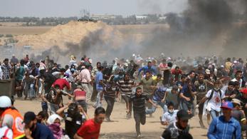 ENSZ: Háborús bűnt követhettek el az izraeli katonák tavaly Gázában