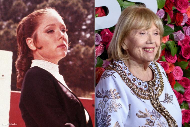 Hogy honnan lehet annyira ismerős önnek ez a színésznő még akkor is, ha egyetlen részt se látott a Bond-sorozatból? Onnan, hogy az Őfelsége titkosszolgálatában című filmben az ügynök feleségét megformáló Diana Rigget, az elmúlt években a Trónok harcában láthatta Olenna Tyrell szerepében.