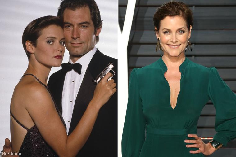 Carey Lowell neve nemcsak azért lehet ismerős önnek, mert A magányos ügynökben ő volt a Bond-lány, hanem azért is, mert 2010-es évek közepén hatalmas botrányok között vált el Richard Gere-től, akihez 2002-ben ment feleségül