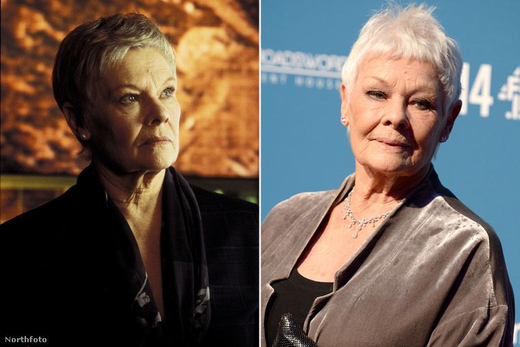 Még valaki, aki nem egy tipikus Bond-lány, de a 007-es ügynök életében fontos szerepet játszó nők között itt van a helye