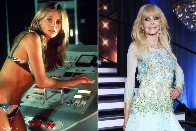 Ha jól ismeri a '60-'70-es évek szexszimbólumait, akkor nem lehet ismeretlen az ön számára Britt Ekland neve, aki Az aranypisztolyos férfi című Bond-filmben játszott főszerepet