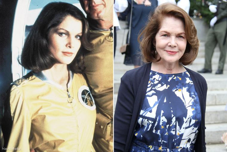 Az előbb említett karakter szerepét egyébként eredetileg a karrierjét szintén modellként kezdő Lois Chilesnek szánták, ám az akkorra már színésznőként is ismert Chiles visszautasította Anya ügynököt