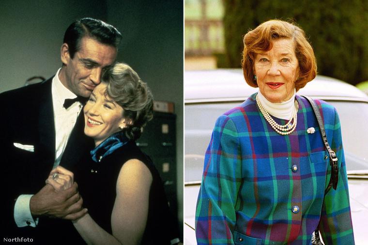 Az itt látható Lois Maxwell nem tipikus Bond-lány, viszont mégis az egyik legfontosabb női karaktere volt a sorozatnak
