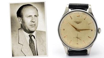 Meg lehet venni Oskar Schindler karóráját és töltőtollát