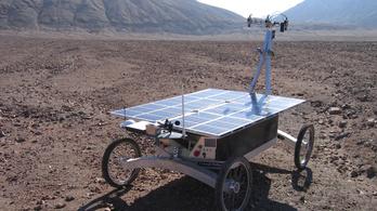 Ismeretlen létformákat talált a chilei sivatagban a NASA marsjárója