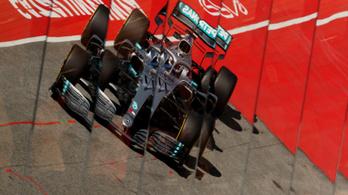 Forma-1: a Mercedes felfoghatatlanul drága trükkel kavarhat