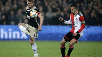 Góllal ünnepelte 100. Ajax-meccsét a 19 éves csapatkapitány