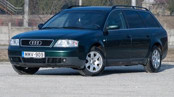 Használtteszt: Audi A6 C5 Avant 1.9 TDI – 1999.