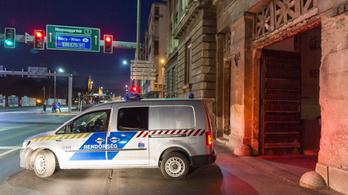 Korrupt autópálya-rendőröket tartóztattak le Győrben