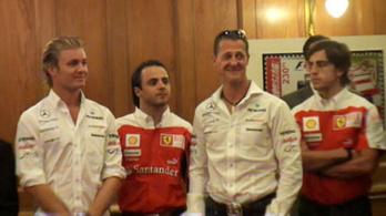 Schumacher a Házban