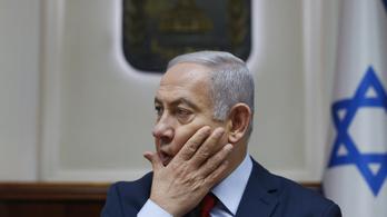 Vesztegetés miatt akarnak vádat emelni Netanjahu ellen