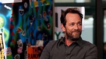Sztrókot kapott Luke Perry, a Bevery Hills 90210 sztárja
