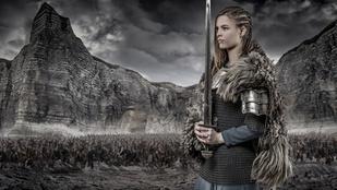 A viking harcos, akiről kiderült, hogy igazából nő