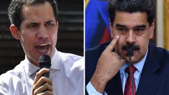 A venezuelai olajcégen marakodik Maduro és Guaidó