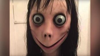Film készül a titokzatos horrorlényről, Momóról