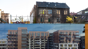 Két év alatt 40 ezer lakás épül