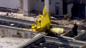 Halálos repülőbaleset: 18 emeletes épületbe csapódott egy kisgép