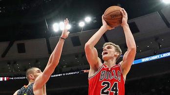 329 pontos thrillert hoztak össze az NBA-ben