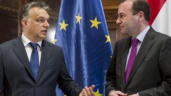 Manfred Weber döbbenetesen erőset mondott az Európai Néppárt és a Fidesz viszonyáról
