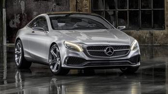 Nem lesz több kétajtós óriás-Mercedes?