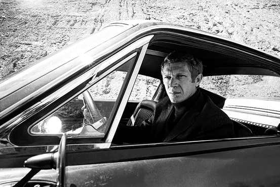 "Steve ""King of Cool"" Mcqueen"