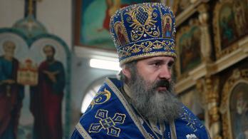Őrizetbe vettek a Krímben az ukrán ortodox érseket