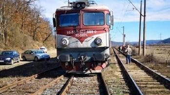 Egy nap két vonat siklott ki Romániában, kirúgták az igazgatót