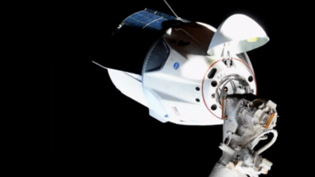 Hibátlanul halad a SpaceX–NASA történelmi küldetés