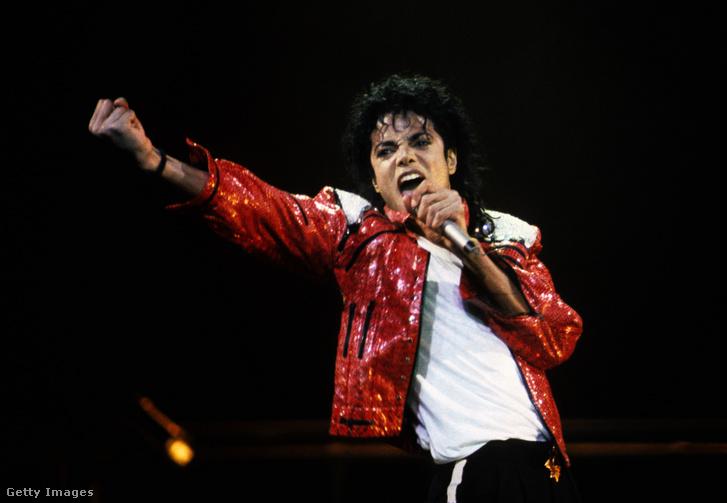 Michael Jackson 1986-ban
