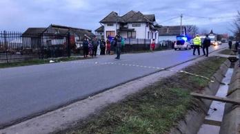 Kétéves kisfiút gázoltak halálra egy erdélyi faluban