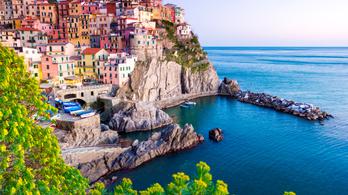 Nem lesz több strandpapucsos turista Cinque Terrén