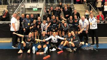 Kobetic villogott, komoly előnyben a Siófok az EHF-kupában