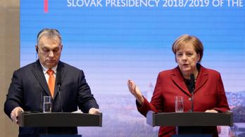 Politico: Merkel nem hajlandó Orbánnal ünnepelni a vasfüggöny-évfordulót
