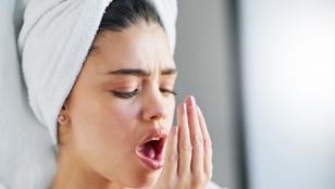 Rengeteg különböző betegséget jelezhet a szájszagod
