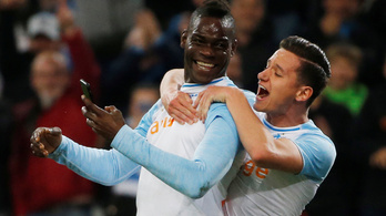 Balotelli újra futballistának tűnik, de önmaga maradt
