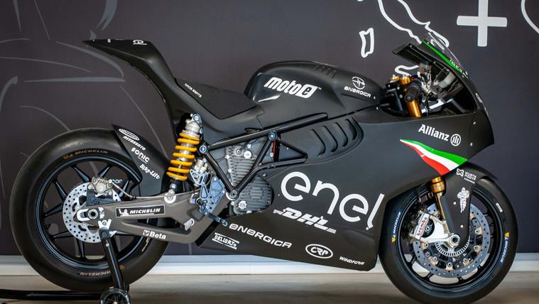 Energica a Moto-E beszállítója