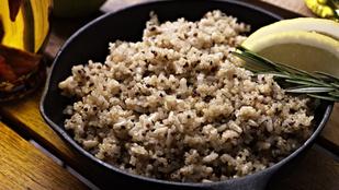 Tényleg egészségesebb a barna rizs a fehérnél?