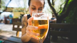 Hoppá, a sör mégis egészséges