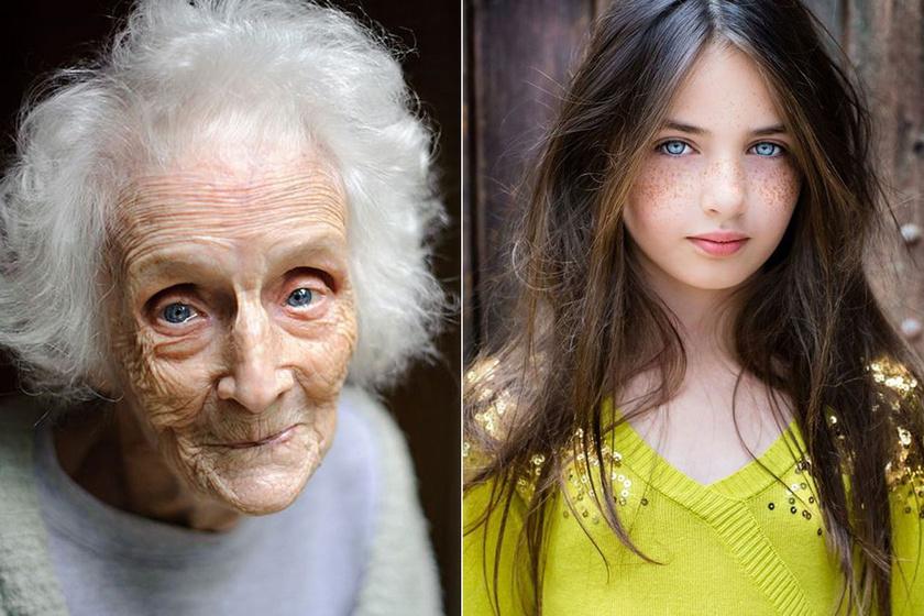 Összeállításunk szereplői nem modellek, csupán hétköznapi nők, akik bebizonyítják, a szépség valóban kortalan.