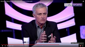 Mourinho: Rakitic az egyik legalulértékeltebb futballista