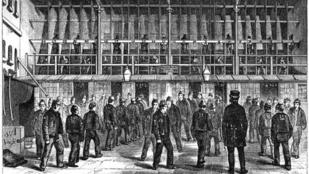 A futópadot eredetileg rabok kínzására találták ki