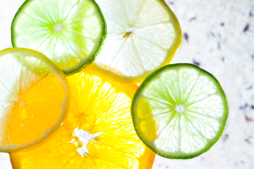 citrom-karika