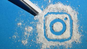 Snapchatről és Instagramról szerzik a drogot a fiatalok