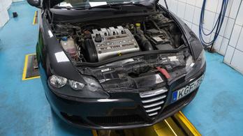 MűhelyPRN 5.: Alfa Romeo 147 1,6 Twin Spark (2006)