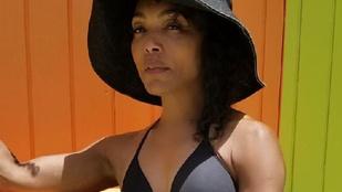 Ha az 52 éves Halle Berry felfoghatatlanul jól néz ki, akkor a Fekete Párduc 60 éves színésznőjére mit mondjunk?